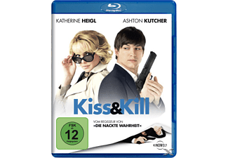 Kiss and Kill Thriller Blu-ray