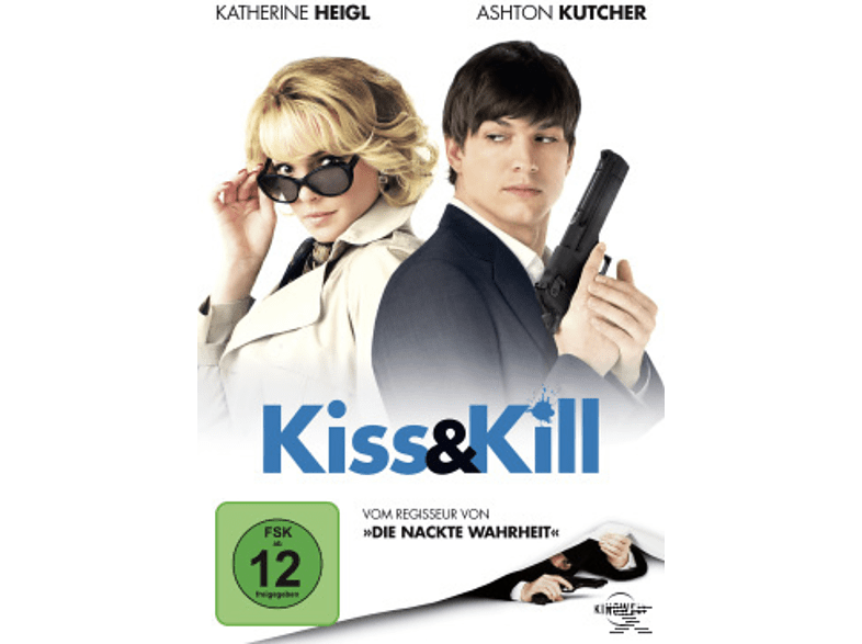 Kiss & Kill [DVD]