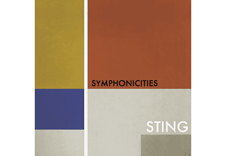 Sting Symphonicities Pop CD
