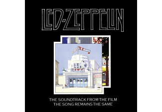 Led Zeppelin, Ost / Led Zeppelin - THE SONG REMAINS THE SAME - (CD)