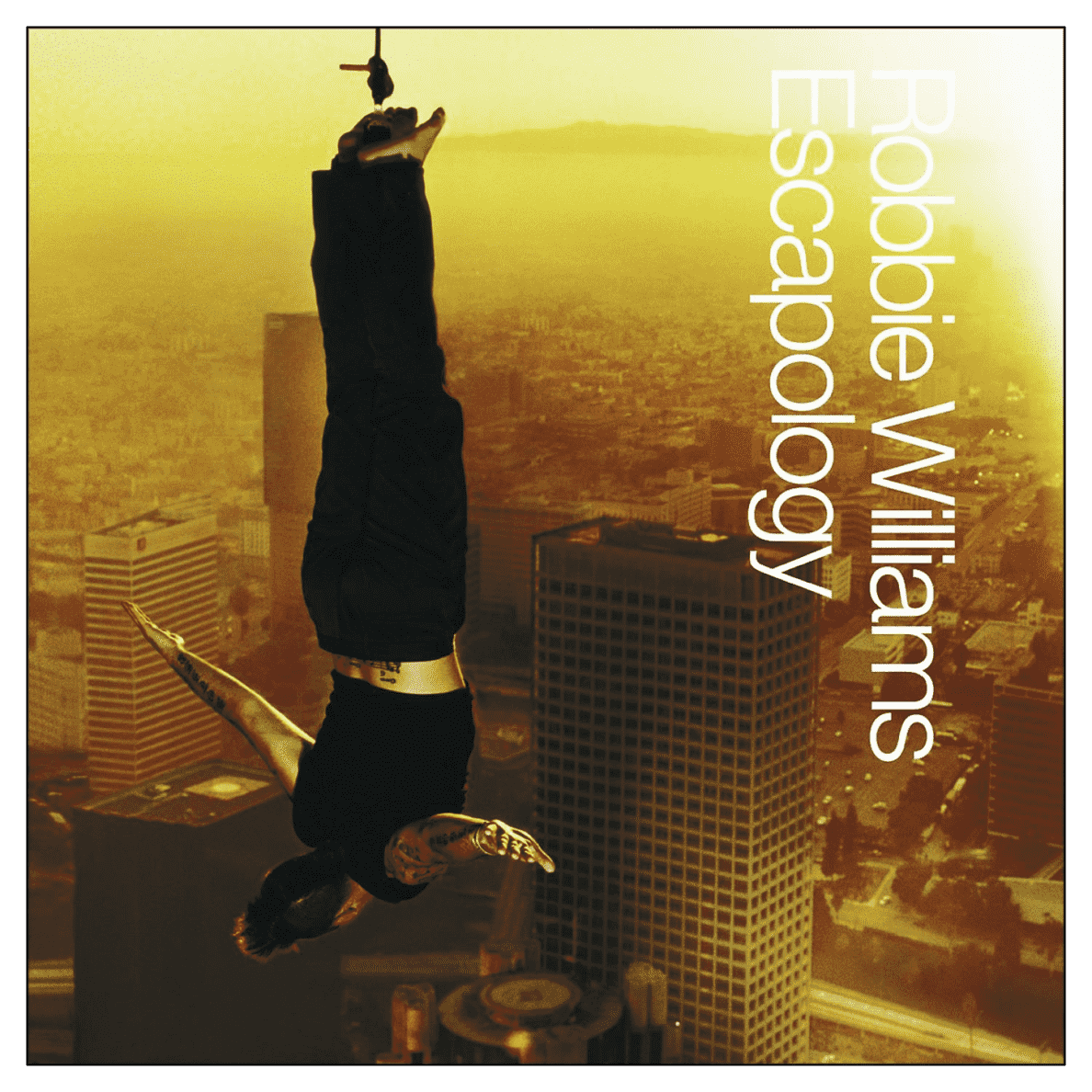 Robbie Williams - ESCAPOLOGY - (CD)
