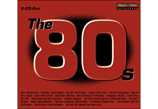 Various - The 80s - (CD)