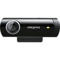 CREATIVE 73VF070000001 Live! Cam Chat HD Webcam