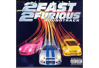 Various 2 Fast 2 Furious Soundtrack CD