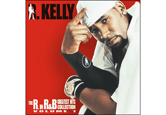 R. Kelly - THE R. IN R&B COLLECTION - (CD)