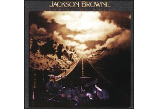 Jackson Browne - RUNNING ON EMPTY - (CD)