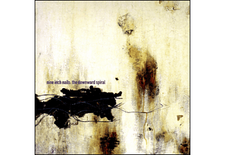 Nine Inch Nails The Downward Spiral Rock CD