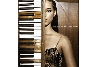 Alicia Keys - The Diary Of Alicia Keys, CD