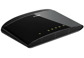 D-LINK DES-1005D Desktop switch