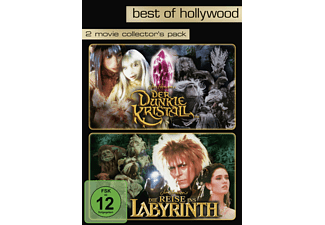 Der dunkle Kristall / Die Reise ins Labyrinth (Best Of Hollywood) - (DVD)