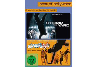 Stomp The Yard / Street Style (Best Of Hollywood) - (DVD)