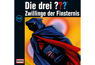 SONY MUSIC ENTERTAINMENT (GER) Die drei ??? 144: Zwillinge der Finsternis