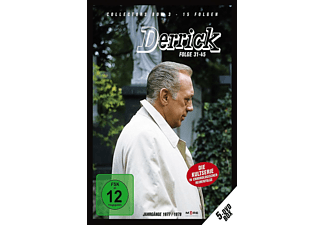 Derrick: Collector's Box Vol. 3 (Folge 31-45) - (DVD)