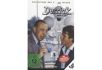 Derrick: Collector's Box Vol. 5 (Folge 61-75) - (DVD)
