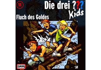 SONY MUSIC ENTERTAINMENT (GER) Die drei ??? Kids 11: Fluch des Goldes