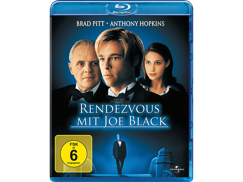 Rendezvous mit Joe Black [Blu-ray]