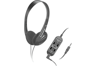 SENNHEISER HD 35 TV - Casque TV filaire (On-ear, Noir)