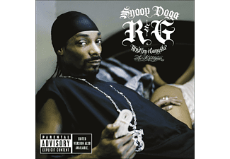 Snoop Dogg R + G Rhythm + Gangsta ( The Masterpiece ) HipHop CD