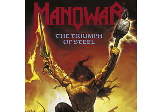 Manowar - The Triumph Of Steel - (CD)