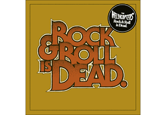 The Hellacopters - Rock & Roll Is Dead - (CD)