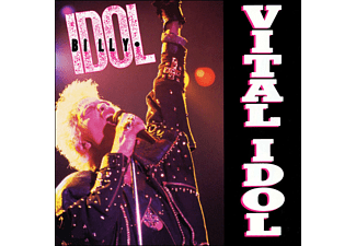 Billy Idol - Vital Idol - (CD)
