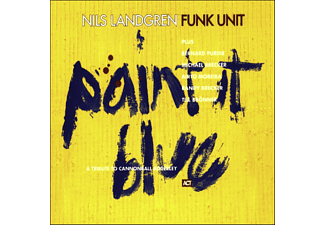 Nils Landgren - Paint It Blue - (CD)