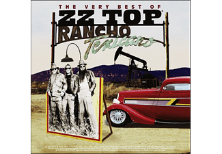 ZZ Top Rancho Texicano-Very Best Of Rock CD