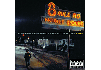 Eminem 8 Mile (Ost) Pop CD