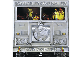 Bob Marley & The Wailers Babylon By Bus Pop CD