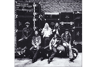 The Allman Brothers Band - Live At The Fillmore East CD
