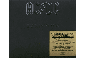 AC/DC - Back In Black Remastered Edition CD