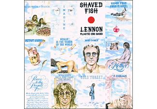 John Lennon - Shaved Fish [CD]