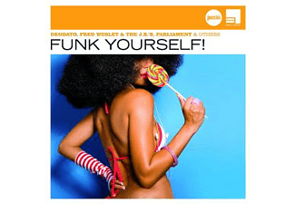 VARIOUS - FUNK YOURSELF! (JAZZ CLUB) - (CD)