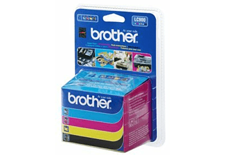 BROTHER LC 900 VALBP Value Pack Colour