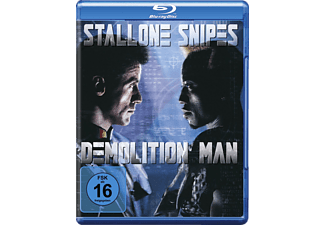 Demolition Man - (Blu-ray)