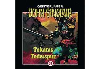 John Sinclair 63: Tokatas Todesspur - 1 CD - Horror
