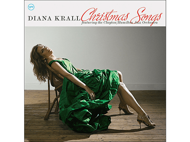 Diana Krall - Christmas Songs [CD]