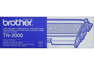 BROTHER TN-2000 Zwart