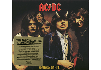 AC/DC - Highway To Hell (DIGI/DIGITAL REMASTERED) - (CD)