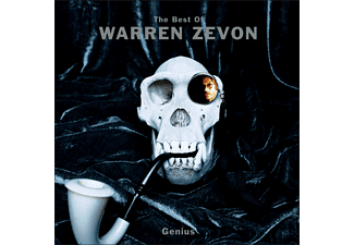 Warren Zevon - The Best Of Warren Zevon CD