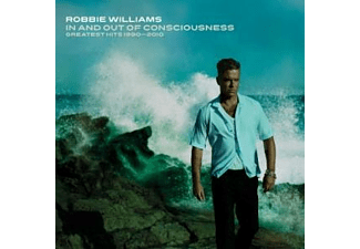 Robbie Williams IN & OUT OF CONSCIOUSNESS Pop CD