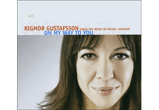Rigmor Sings The Music Gustafsson, Rigmor Gustafsson - On My Way To You - (CD)