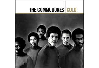 The Commodores - Gold CD
