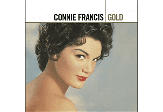 Connie Francis - Gold - (CD)