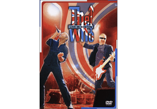 The Who - LIVE IN BOSTON - (DVD)