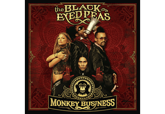 The Black Eyed Peas - Monkey Business CD