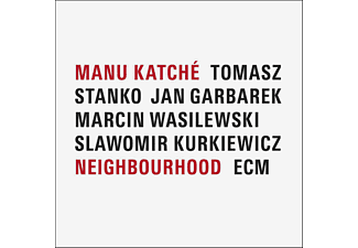 VARIOUS, Katche,Manu/Garbarek,Jan/Stanko,Tomasz/+ - NEIGHBOURHOOD - (CD)