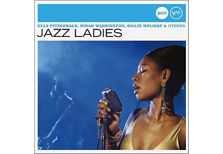 VARIOUS - JAZZ LADIES (JAZZ CLUB) - (CD)