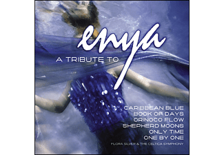 Flora & The Celtica Symphony Silver - A Tribute To Enya - (CD)