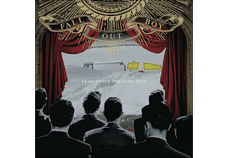 Fall Out Boy, The From Under The Cork Tree Rock CD